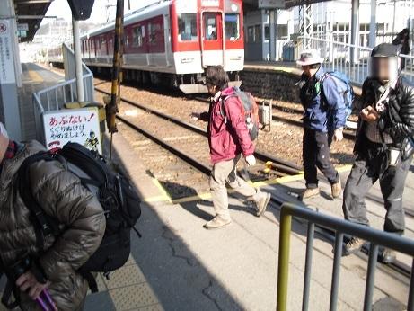 1 近鉄・吉野線・下市口駅