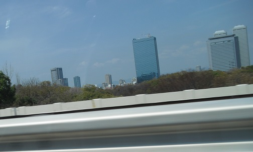 3 阪神高速より