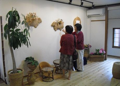 9 籐工芸作品展