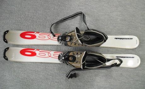 4 軽登山靴の改造