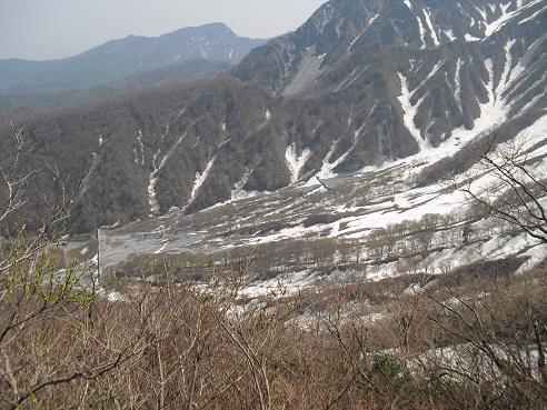3 大山・元谷方面