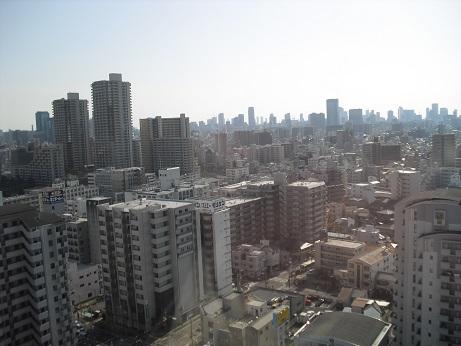 1 大阪市内方面