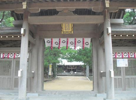 2 下関市・中山神社