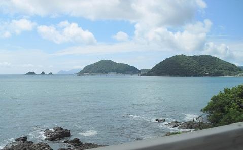 4 北浦海岸