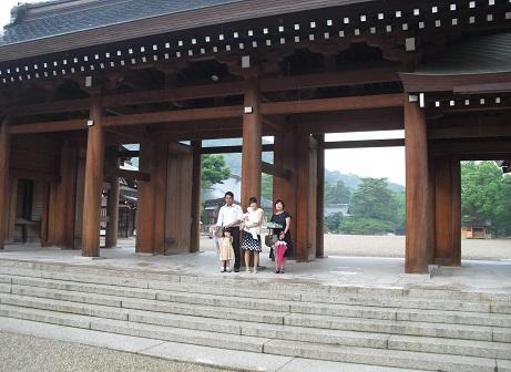 2 橿原神宮