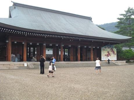 5 橿原神宮・本殿