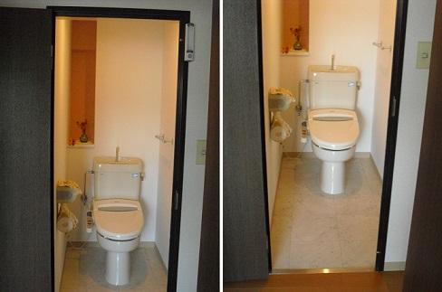 7 トイレ