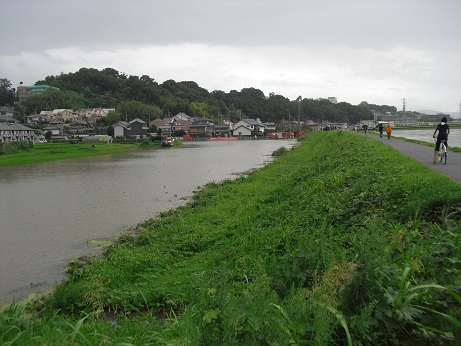 2 大和川の状況