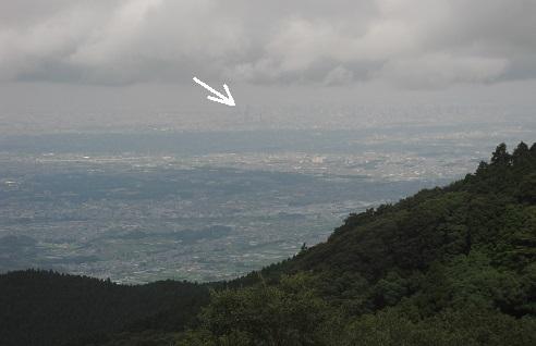 9 大阪平野とあべのハルカス