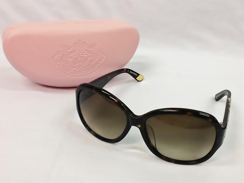 ジューシークチュール 品番:JU-541/F/S フレームカラー:086 DKHAVANA レンズサイズ:58ミリ