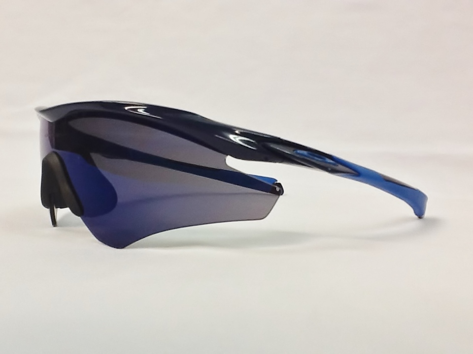 オークリー M2 Frame 品番:OO9254-07 カラー:Polished Navy W/Ice Irid