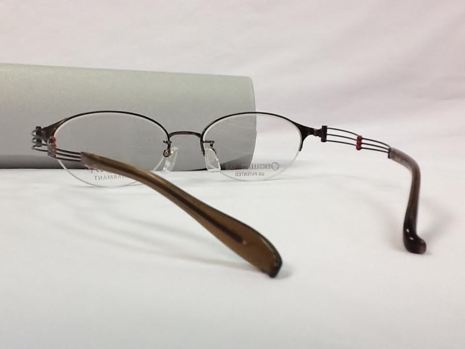 ラインアート 品番:XL1079 フレームカラー:BR レンズサイズ:50ミリ