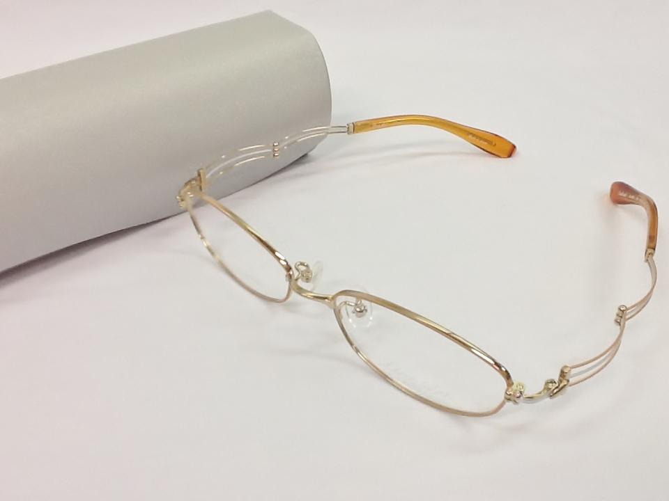 ラインアート 品番:XL1009 フレームカラー:OR レンズサイズ:52ミリ