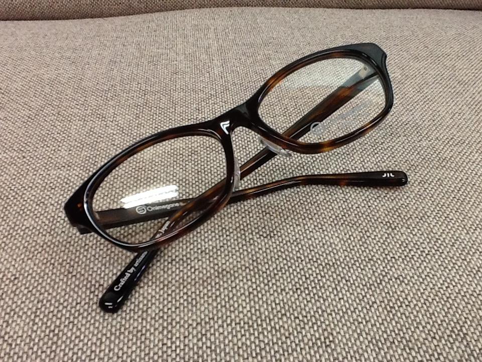 オニメガネ 品番:OG7805 フレームカラー:DA レンズサイズ:52ミリ