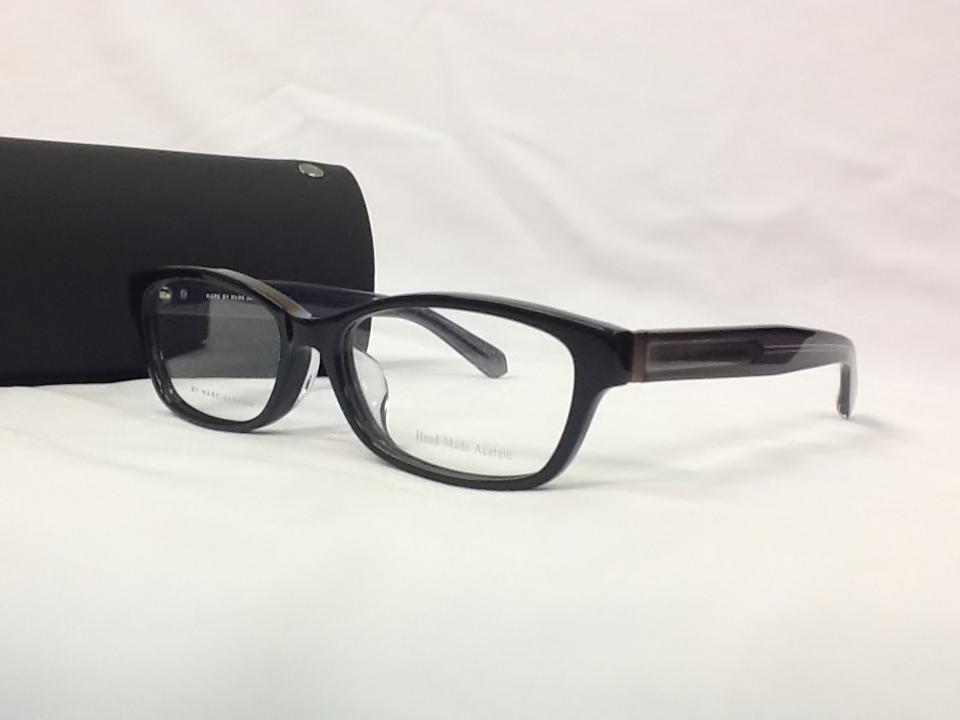 マークバイマークジェイコブス 品番:MMJ-0046/F カラー:6WU(ブラック) サイズ:53ミリ