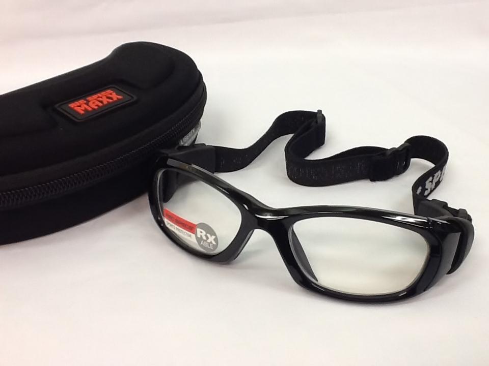 レックスペックス 品番:REC-MX31 フレームカラー:シャイニーブラック レンズサイズ:53ミリ