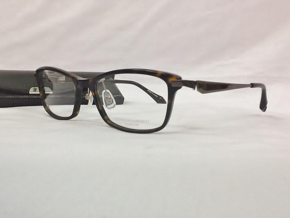 キャサリンハムネット 品番:KH9121 フレームカラー:2  レンズサイズ:52ミリ