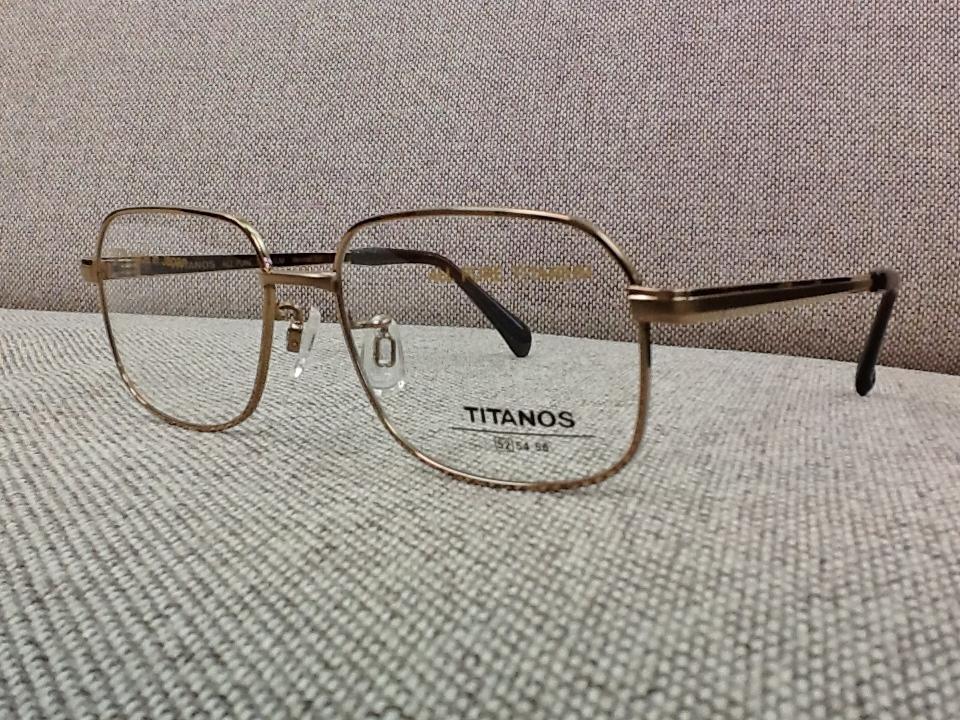 チタノス 品番:T-1306 フレームカラー:CV1 レンズサイズ:52ミリ