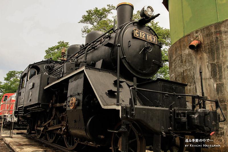 若桜鉄道 撮り鉄 SL 機関車 鳥取県 八頭郡