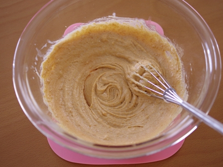 シナモンとチョコチップ、くるみでつくる超簡単アメリカンクッキー02