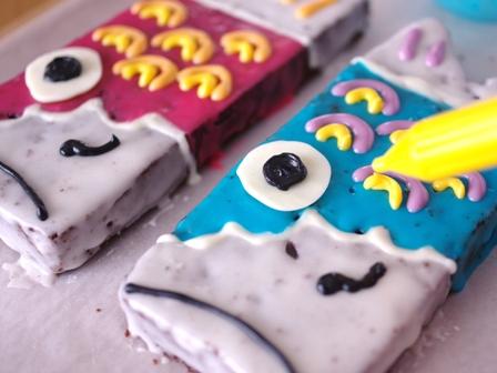 簡単こいのぼりのこどもの日ケーキ08