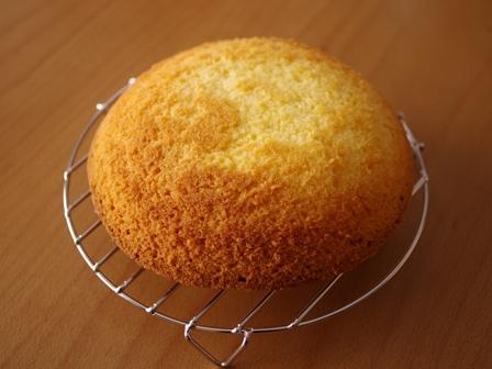 船橋市非公認キャラふなっしーのドームケーキ05