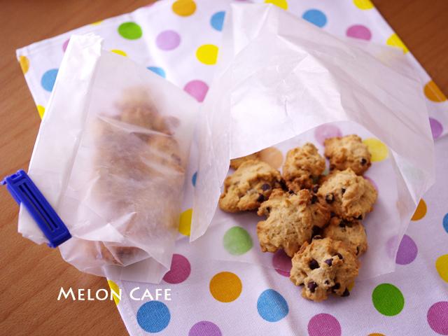 香ばしさ追求さくさくドロップクッキー