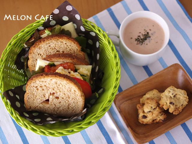 GABANスパイスでつくるぎゅっと栄養いっぱいサンドイッチ