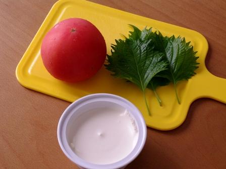 トマトまるごとマスカルポーネの冷製パスタ簡単ひんやりランチ02