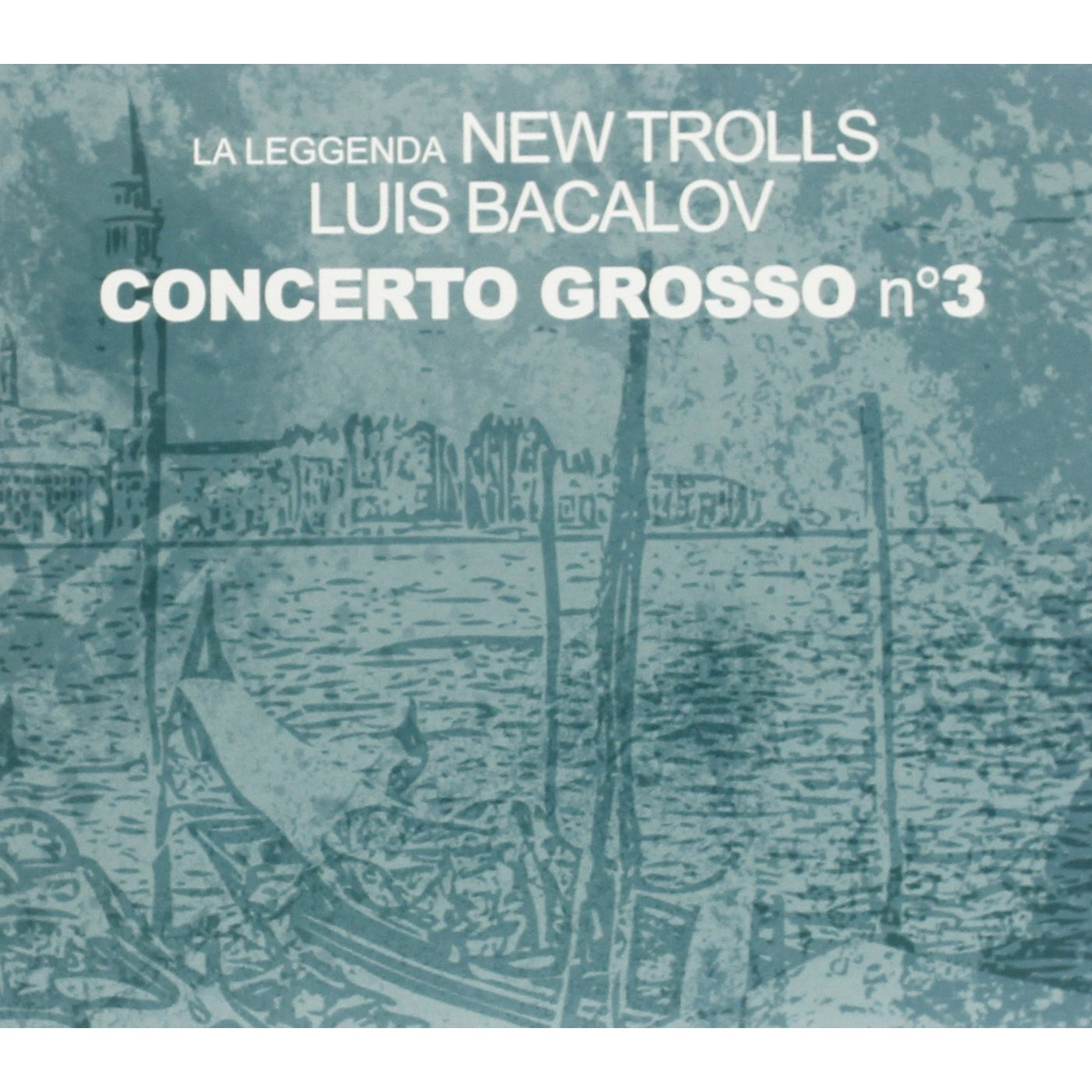 Concerto Grosso №3 (with Luis Bacalov)