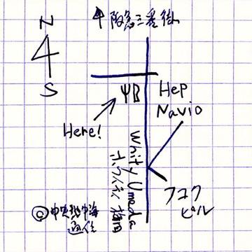 花柳 地図