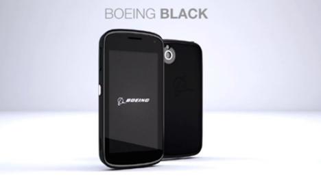 米ボーイング、航空機の最新技術のスマートフォン「ボーイング・ブラック」を開発!なんと自壊機能も!