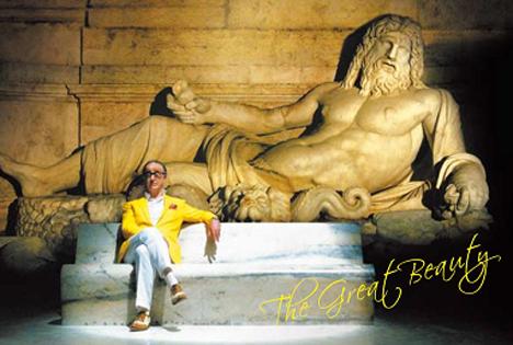 ローマ往復航空券(ペア)が当たる!アリタリア航空の『グレート・ビューティー/追憶のローマ』公開記念キャンペーン!
