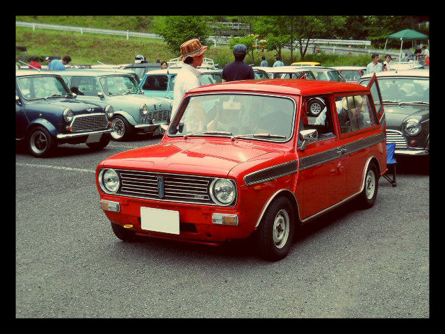 すべてのモデル オースチン ミニ クラブマンエステート : ministylevan.blog.fc2.com