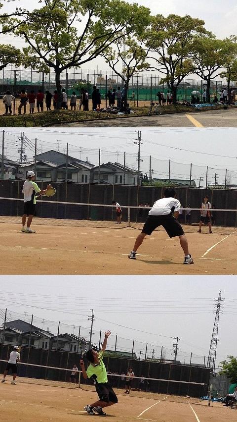 14.5.3ゆうだいテニス試合at生野