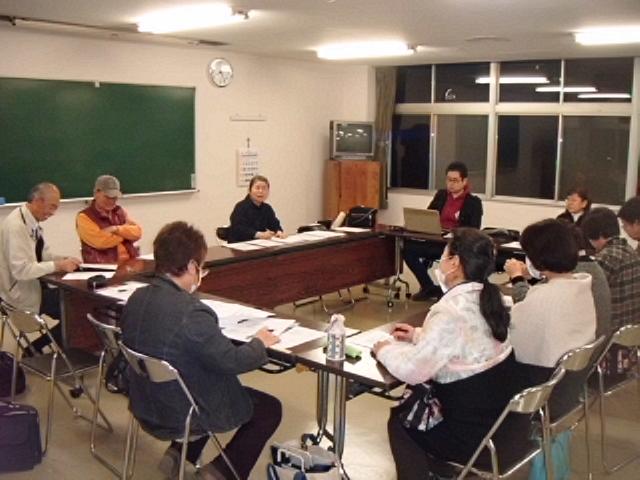 2014(H26)年3月29日、富岡製糸所、観桜会in富岡打ち合わせ会議