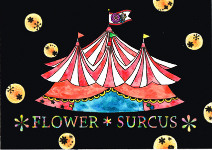 FLOWER*SURCUS