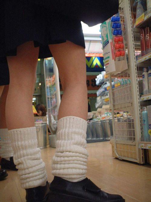 【三次画像あり】 脚がエロイ女子高生画像が集まるスレ! 54枚 part.23 No.7