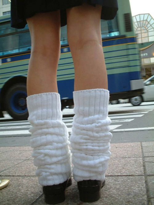 【三次画像あり】 脚がエロイ女子高生画像が集まるスレ! 54枚 part.23 No.4