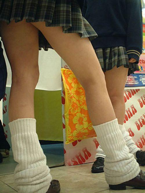 【三次画像あり】 脚がエロイ女子高生画像が集まるスレ! 54枚 part.23 No.11