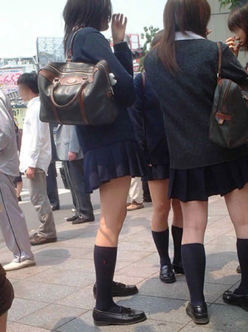 【三次画像あり】 脚がエロイ女子高生画像が集まるスレ! 54枚 part.23 No.16