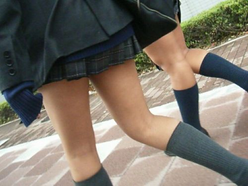 【三次画像あり】 脚がエロイ女子高生画像が集まるスレ! 54枚 part.23 No.17