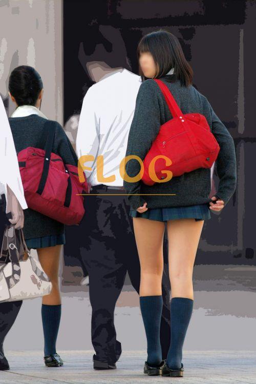 【三次画像あり】 脚がエロイ女子高生画像が集まるスレ! 54枚 part.23 No.23