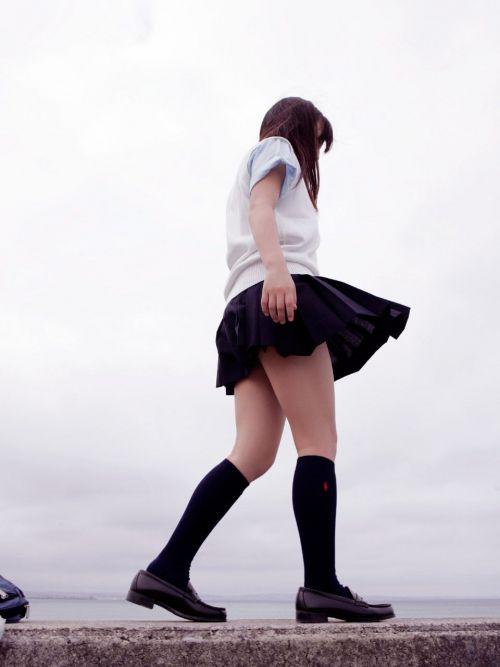【三次画像あり】 脚がエロイ女子高生画像が集まるスレ! 54枚 part.23 No.32