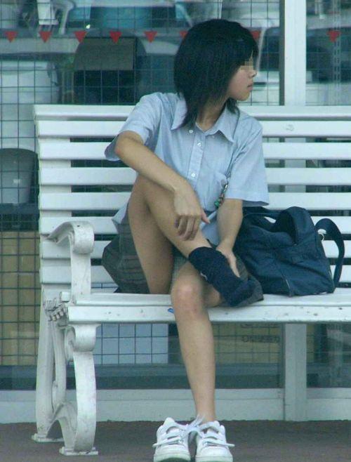 【三次画像あり】 脚がエロイ女子高生画像が集まるスレ! 54枚 part.23 No.46