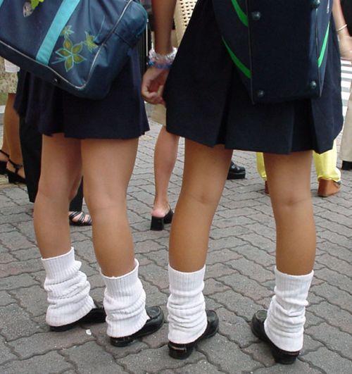 【三次画像あり】 脚がエロイ女子高生画像が集まるスレ! 54枚 part.23 No.49