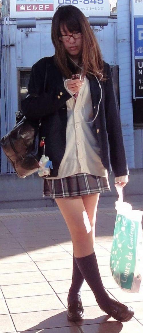 【三次画像あり】 脚がエロイ女子高生画像が集まるスレ! 54枚 part.23 No.50