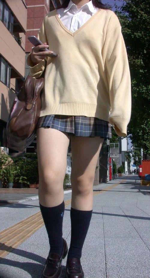 【三次画像あり】 脚がエロイ女子高生画像が集まるスレ! 54枚 part.23 No.53