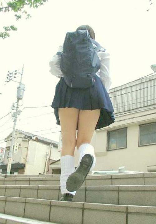 【三次画像あり】 脚がエロイ女子高生画像が集まるスレ! 54枚 part.23 No.54