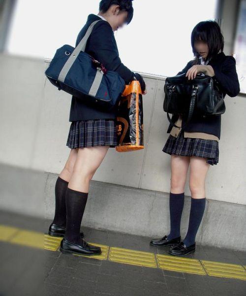 【三次・画像あり】 街で見かけた後ろ姿のJKって(*´Д`)ハァハァしちゃうよね! 54枚 part.28 No.12